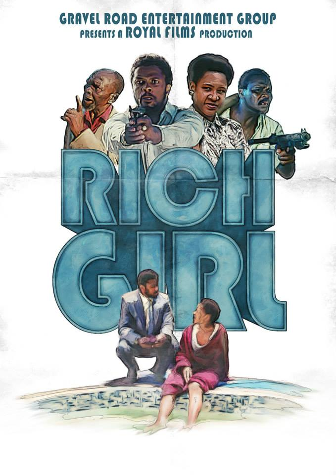 Rich Girl Poster