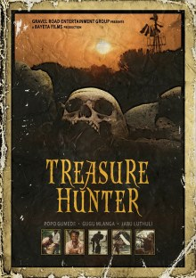 Treasure Hunter Poster