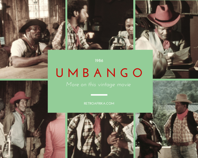 UMBANGO SOUTH AFRICAN FILM
