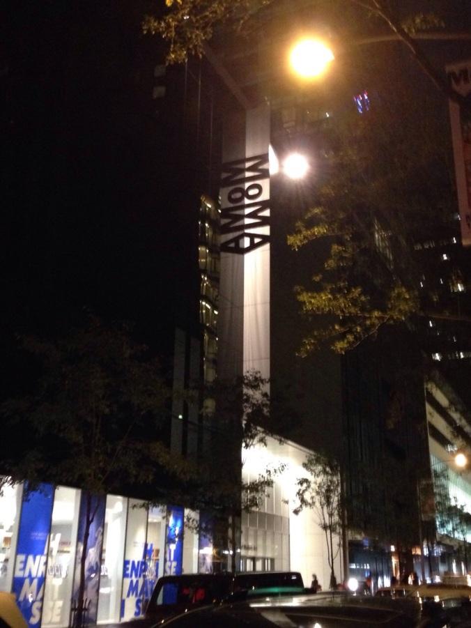 MOMA Screening in New York