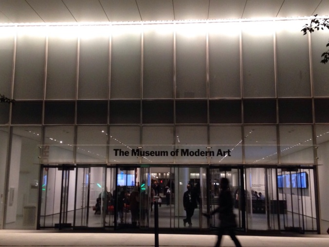 MOMA Screening in New York