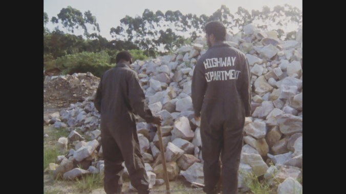 Mandla South African Cinema