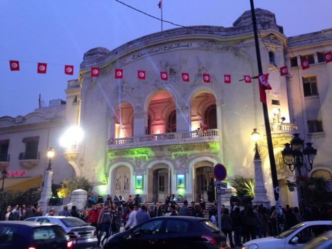 Carthage Film Festival Tunisia