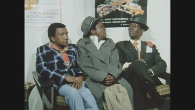 Upondo No Nkinsela South African Cinema