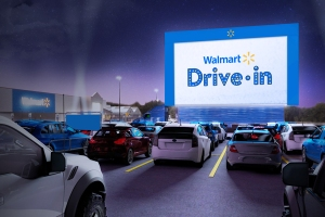 drive-in cinemas